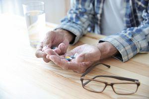 Ikääntyneiden lääkehoito